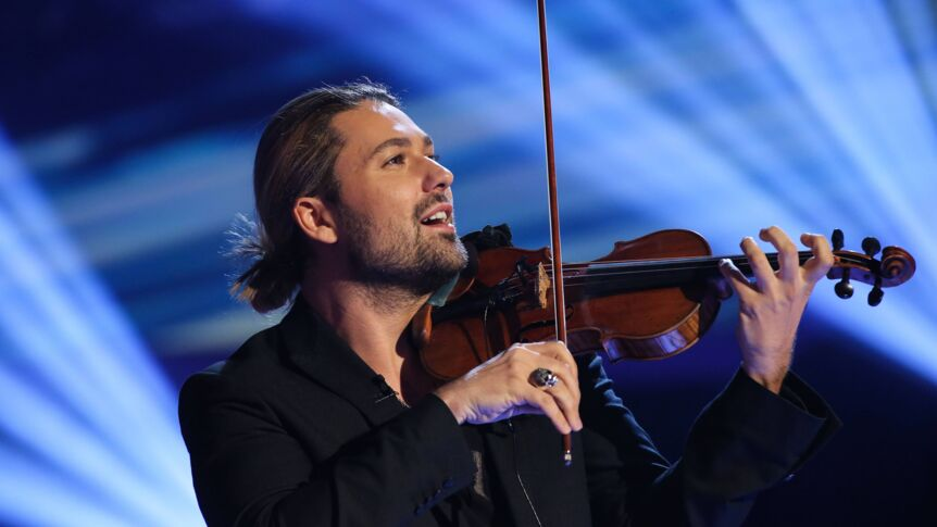 Queen Mary 2 David Garrett An Bord Reisereporterde