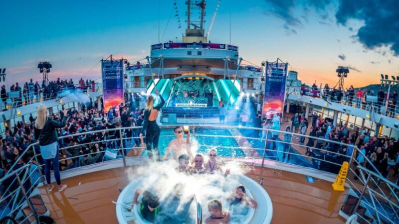 World Club Dome - Cruise Edition 2019