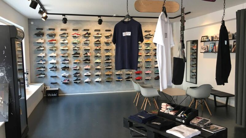 VCNTY Sneaker-Store in Hannovers Nordstadt