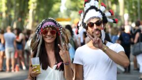 Peace & Love & Music – hier beim Lollapalooza-Festival in Berlin. © imago images/Martin Müller