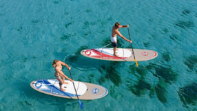 Stand Up Paddleboarding in Florida