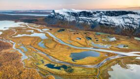 Nationalpark Sarek in Schwedisch-Lappland.